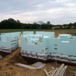 Insulated Concrete Form: Hountz Concrete