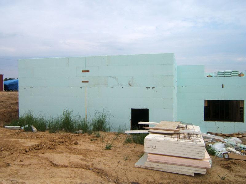 Insulated Concrete Form Hountz Concrete